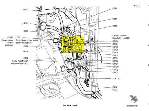 2004 Ford F150 Heritage Fuse Diagram ford f 150 heritage fuse box diagram wiring diagrams