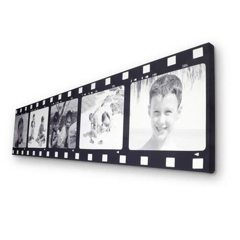 film cinta on delivery personalised filmstrip montage cinema montage prints