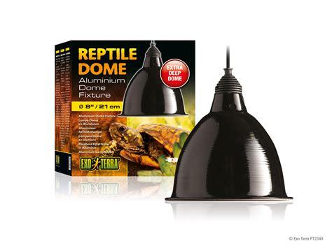 dome reptile l exo terra reptile dome le dome en aluminium