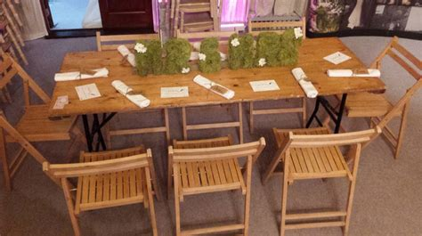 trestle table and bench hire table chair hire florida marquees driffield york