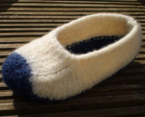 felted wool slipper pattern felted wool slippers pattern story book stuff