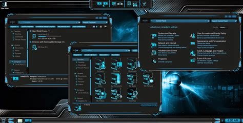 pc themes pack free download alienware evolution skinpack free download windows 7