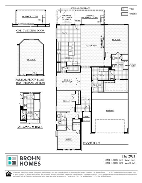 saddlebred trail brohn homes