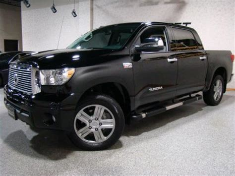 Used Toyota Tundra Crewmax 4x4 For Sale Used 2010 Toyota Tundra Limited Crewmax 4x4 For Sale