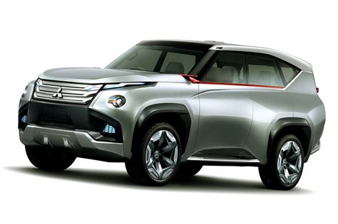 Photos Mitsubishi Suv Mpv Concepts 2014 From Article Line