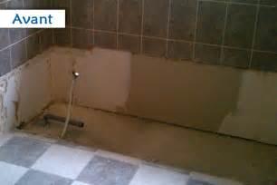 as plomberie transformer sa baignoire en une