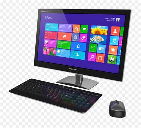 desktop computer computer graphics computer monitor clip