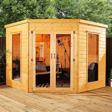 mercia premier corner summerhouse