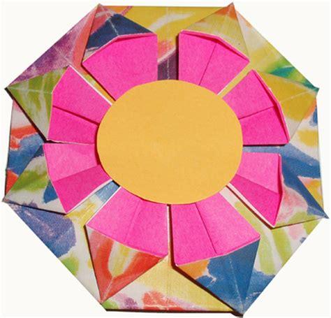 origami fiori grande fiore origami cose per crescere