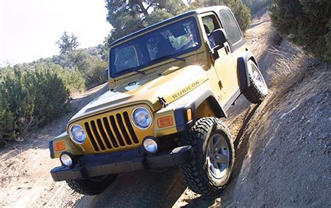 2003 jeep wrangler problems 2003 jeep wrangler warning reviews top 10 problems you