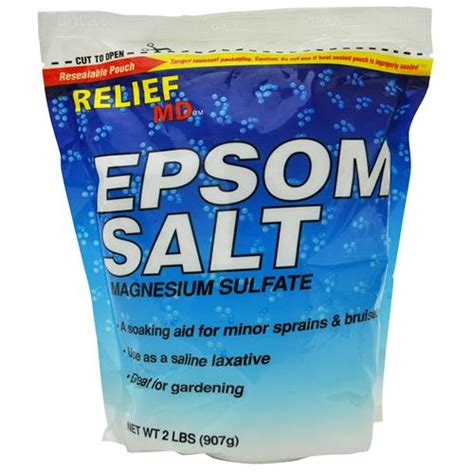 Salt L Wholesale by Wholesale Use 968 3r Relief Epsom Salt In A Resealable