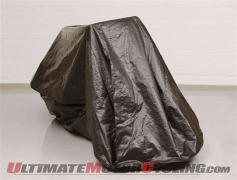 Zerust Motorcycle Cover Review   Rust  and Mold Free Storage