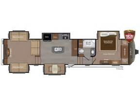 2016 keystone montana 3790rd floor plan 5th wheel