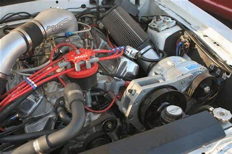 ford efi sb sbf serpentine carbureted aftermarket efi high output intercooled ho