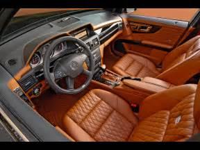 Mercedes Glk Interior Brabus Widestar Based On Mercedes Glk Wallpaper