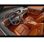 2009 Brabus Widestar Based On Mercedes Benz GLK  Interior 1920x1440