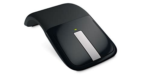 microsoft arc touch mouse black by office depot officemax microsoft arc touch wireless mouse microsoft accessories