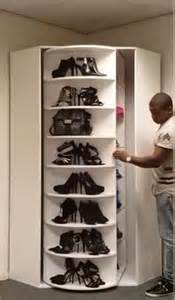 How To Organize A Large Kitchen - best 25 rotating shoe rack ideas on pinterest lazy susan shoe rack revolving shoe rack and