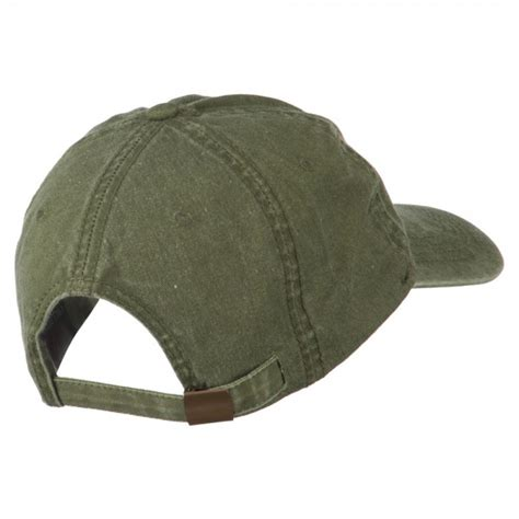 Ladika W F 82 Gren embroidered cap olive green usaf embroidered washed cap