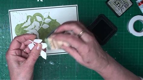 how to make an aperture card aperture card with spellbinders card magic