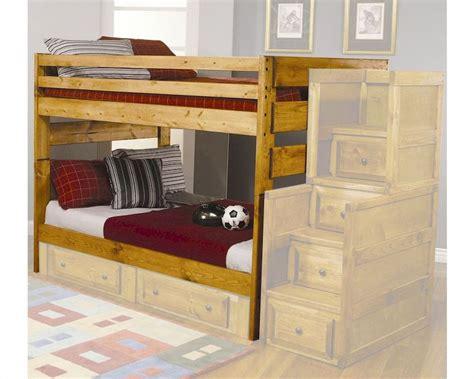 coaster furniture full  full bunk bed wrangle hill