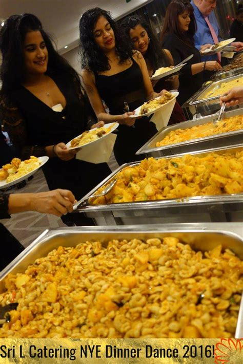 new year dinner catering sri l catering new years dinner at the