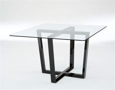 Glass Dining Table With Glass Base Table Bases 55 Glass Top Dining Tables With Original Bases Diy Pinterest Glass Top