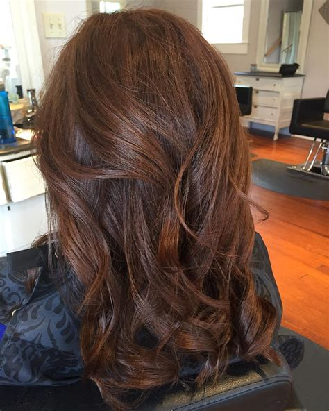 Different Colour Of Brown And Copper Highlights | 50 different shades of brown hair colors you can t resist
