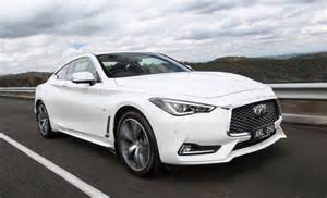 Infiniti Of Infiniti Q60 Now On Sale In Australia From 62 900