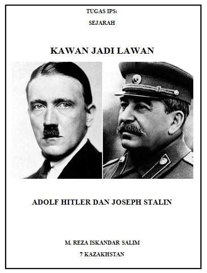 biografi tokoh hitler sejarah reza s and lukman s