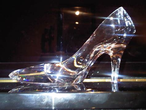glass slipper shoes all the brides try on the glass slipper then last