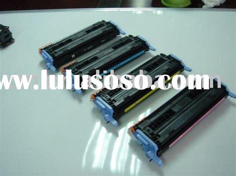 Toner Cartridge Remanufactured Q6000a K Q6001a C Q6002a Y Q6003a q6002a color toner cartridge q6002a color toner cartridge