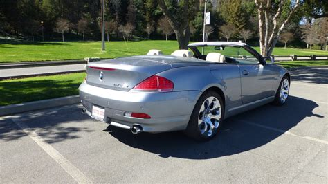 2004 Bmw 645ci Convertible by 2004 Bmw 645ci Convertible F108 Los Angeles 2017
