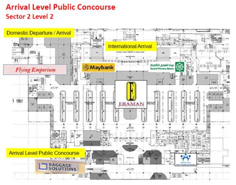 klia airport floor plan image gallery klia map parking plan