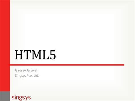 javascript tutorial for beginners ppt html5 tutorial for beginners