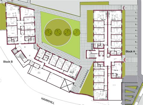 Student Accommodation Floor Plans | student accommodation rates west one properties dundee uk