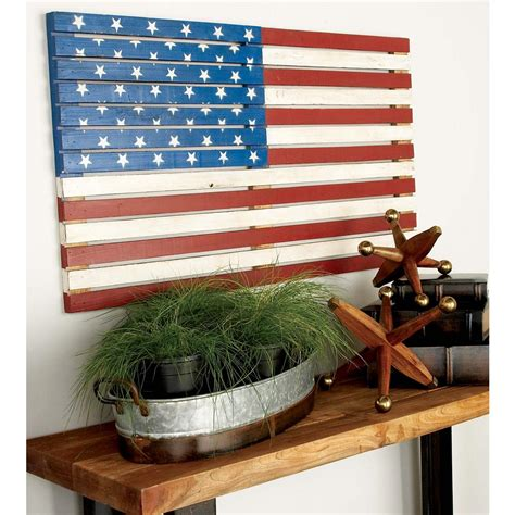 home depot wall decor 38 in x 21 in american flag wall decor 48691 the home