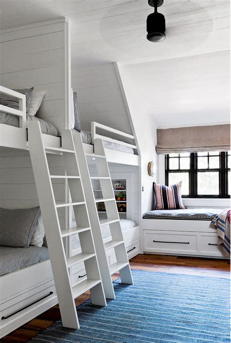 side by side bunk beds interior design ideas home bunch interior design ideas