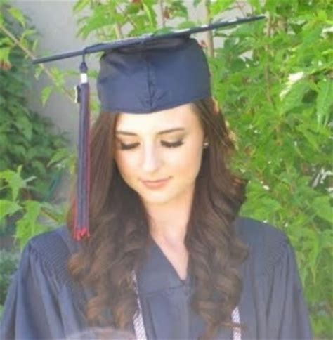 hairstyles for your graduation the most elegant curly graduation hairstyles intended for