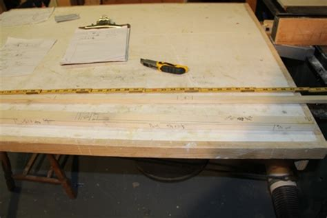 carpenters paper floor building a window seat a concord carpenter