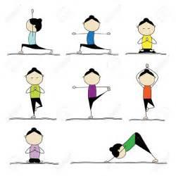 Best 25 Yoga cartoon ideas on Pinterest Back