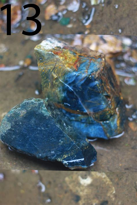 Blue Opal Serat Emas Globe by Jual Beli Blue Opal Serat Emas Blue Oval Serat Emas