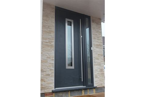 Contemporary Composite Front Door The Changing Of Composite And Upvc Front Doors