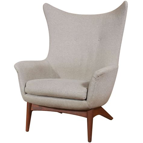 wing chair rocker at 1stdibs