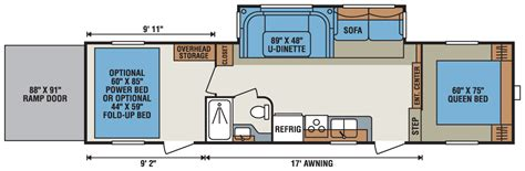 kz toy hauler floor plans 2016 sportsmen sportster 315th fifth wheel toy hauler k z rv