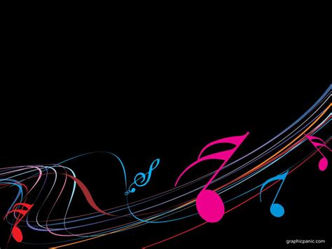 the gallery for gt music background powerpoint