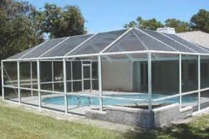 Prices For Retractable Awnings Pool Enclosures Screen Enclosures Winter Haven