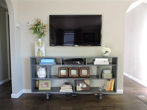 living room console most family friendly space 2014 hgtv
