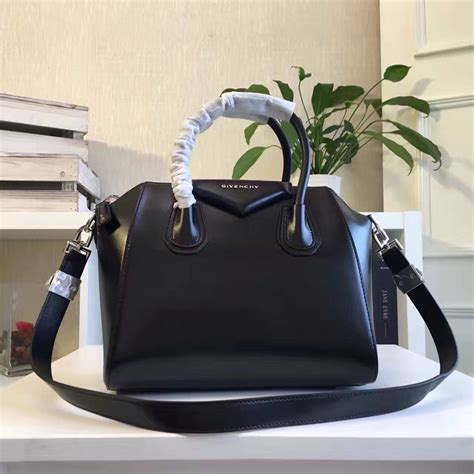 Handbag Givenchy Mirror Quality designer discreetgivenchy small antigona handbag counter