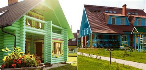 fun house colors bright exterior paint colors adding fun to house designs